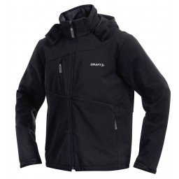 Craft Gate Softshell Black