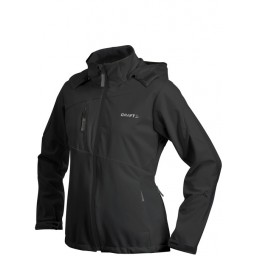 Craft Gate softshell wms black