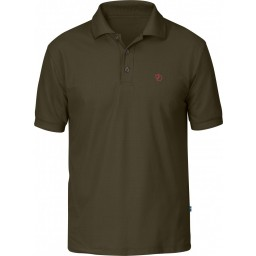 Fjällräven Crowley Piqué Shirt bay blue