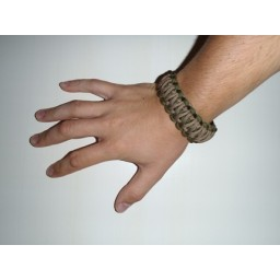 Paracord Survival Bracelet King Cobra