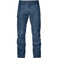 Fjällräven Nils Trousers uncle blue